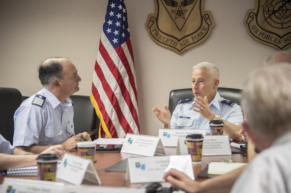 Airmen-to-Airmen Talks