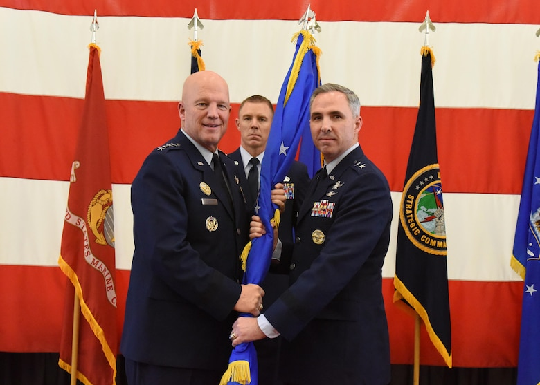 Maj. Gen. Whiting takes command of 14th Air Force