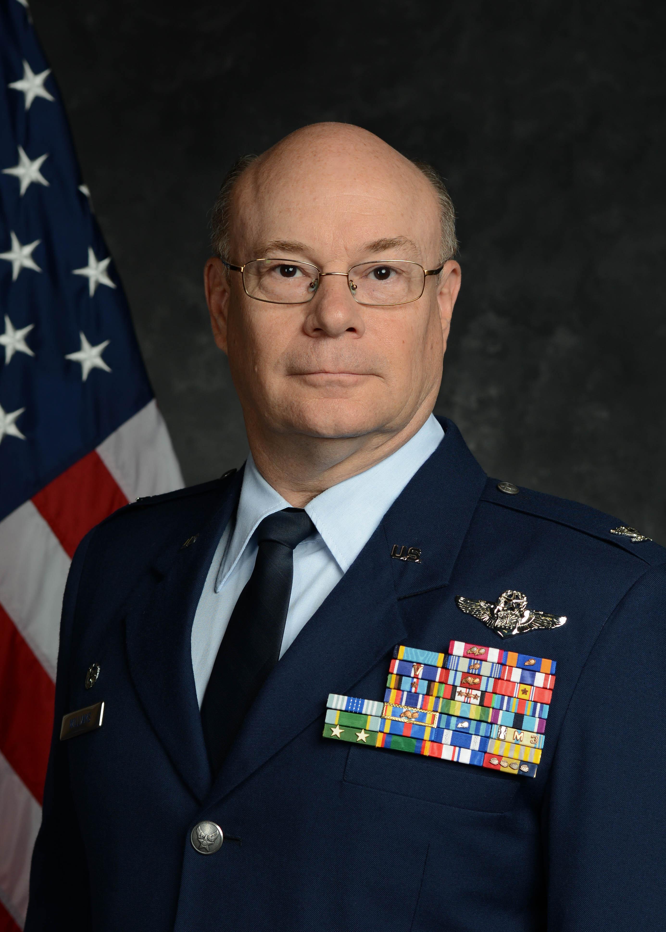Col. Jerald K. Williams