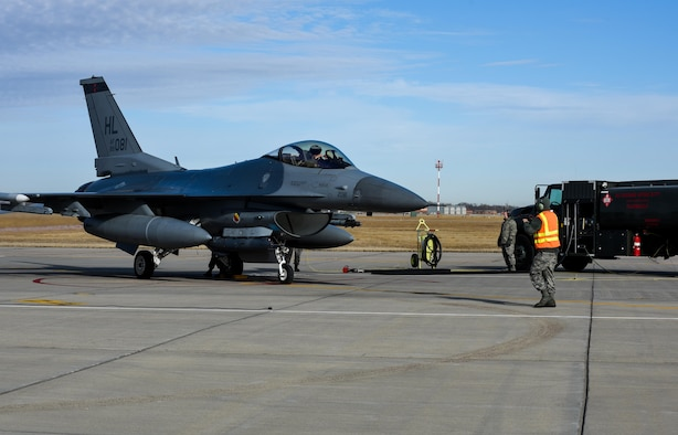 Hot pit refueling allows for quicker refueling and shorter down time because it eliminates other inspections needed if the aircraft is shut down.
