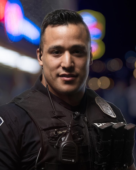 Seattle Police Department official photo.
