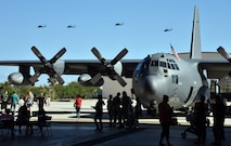 920th Rescue Wing Family Day 2017