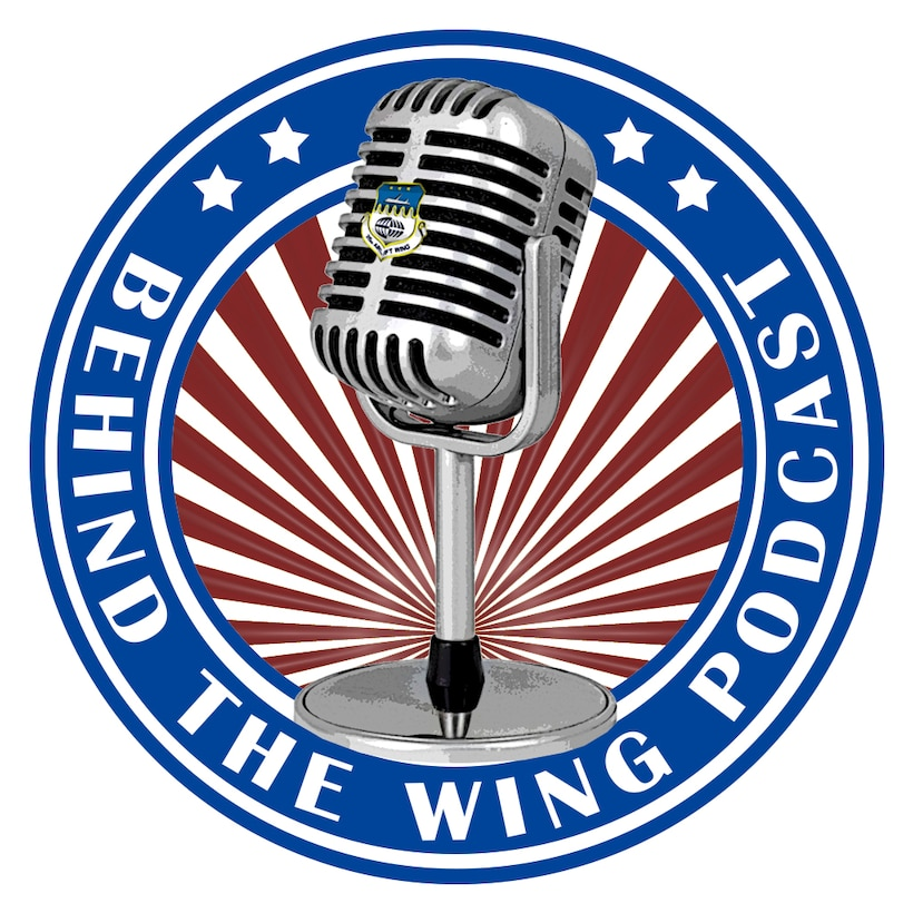 Behind the Wing podcast logo
