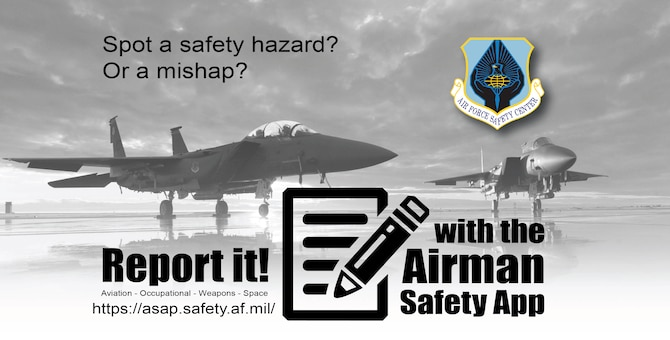 Airman Safety App graphic
