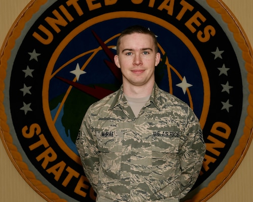 U.S. Air Force SSgt. Michael McRae, Enlisted Corps Spotlight for December