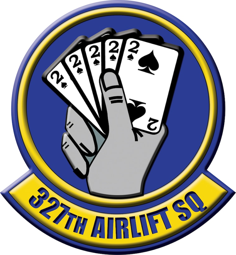 327th Airlift Squadron Patch