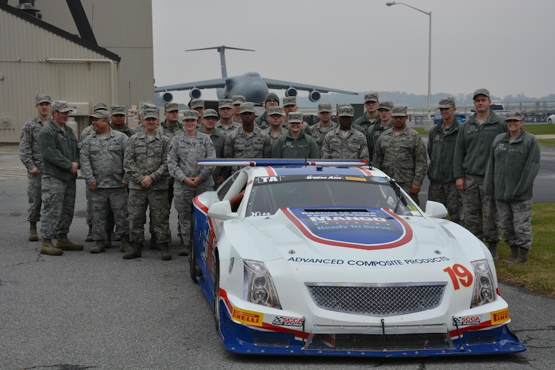 Advanced Composite Products Motorsports Team visits Team Dover