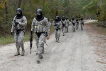 78th Security Forces Training