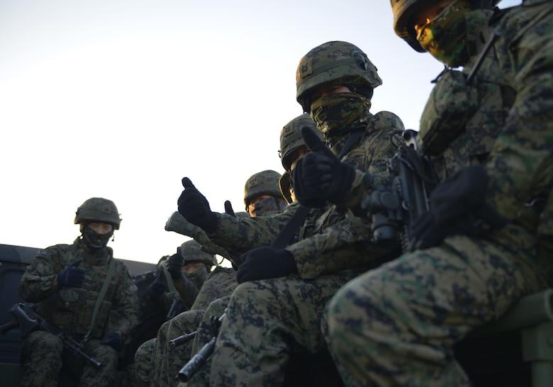 Exercise Vigilant Ace 18: Base Defense