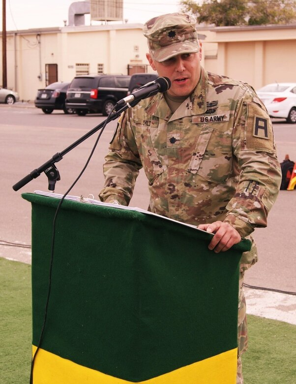 94th TD Continues CONUS Replacement Center mission