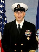 Master Chief Courtney C. Roach, NPTU Ballston Spa