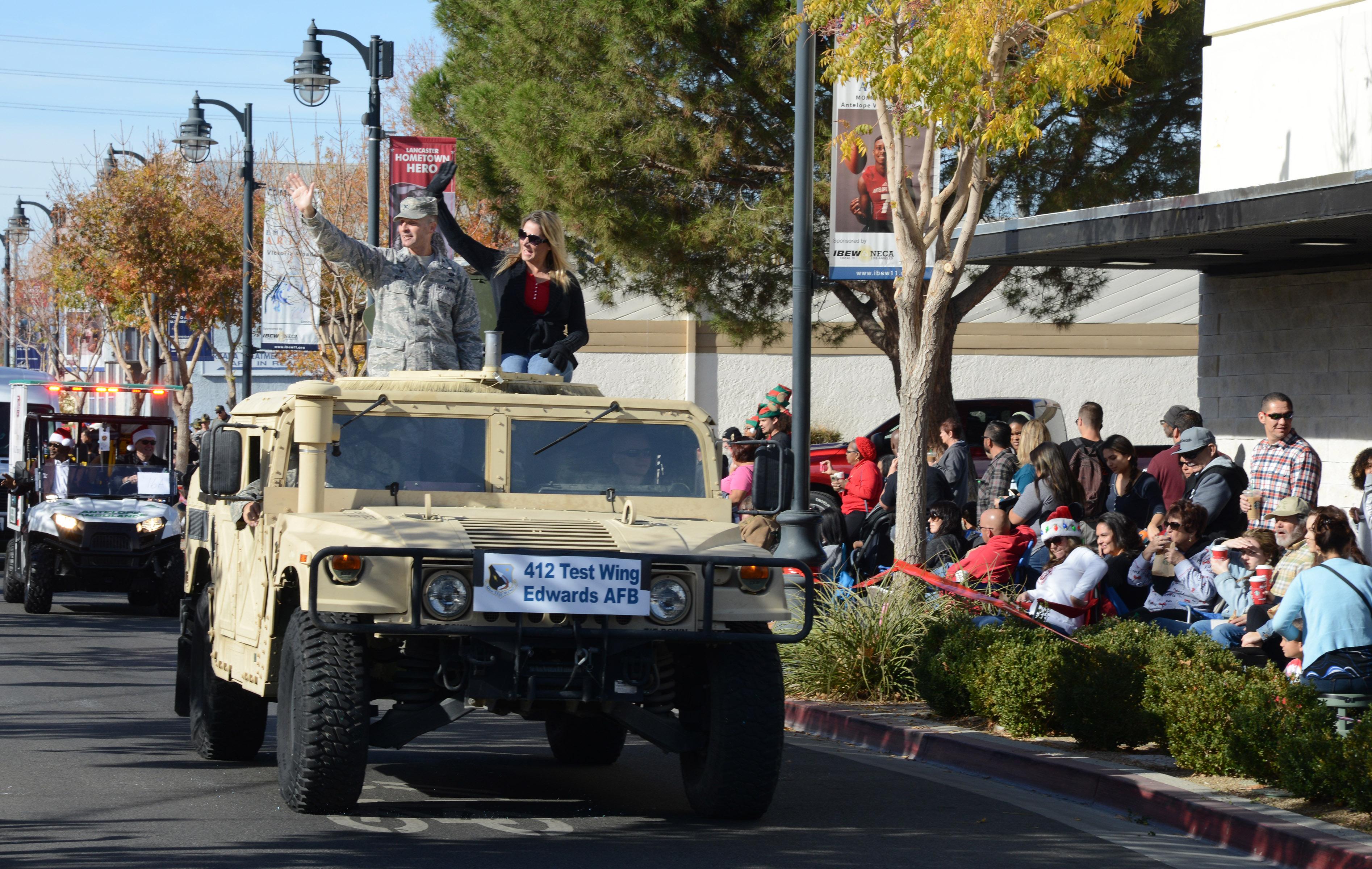 Holiday Greetings Edwards Air Force Base News