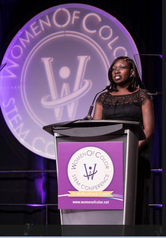Women of Color STEM Award