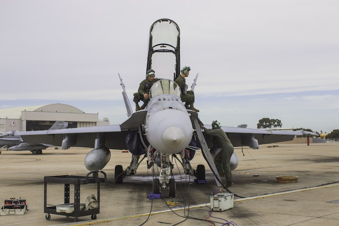 Lending Air: VMFA(AW) offers expeditionary support