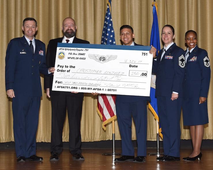 CCAF Graduates
