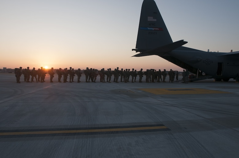 Paratroopers adhere to basics of airborne operations