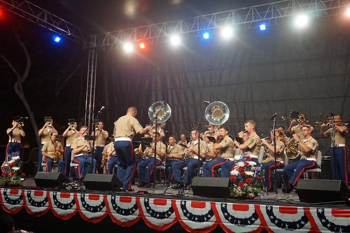 1st Marine Division Band