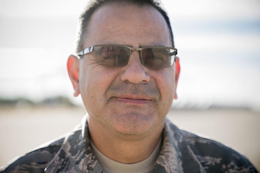 Master Sgt. Jesus Castillo