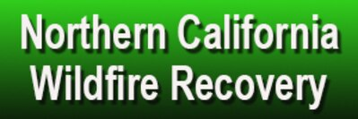 Norther California Wildfire Recovery button