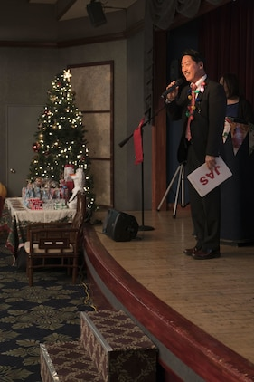Japanese American Society celebrates 60th anniversary in holiday party