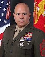 Sergeant Major Javier Duarte