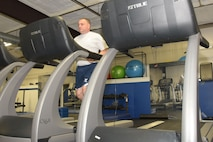 Airman reclaims fitness after PT fail