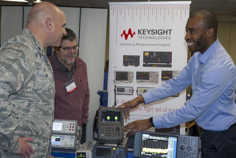 Eglin hosts Technology Expo