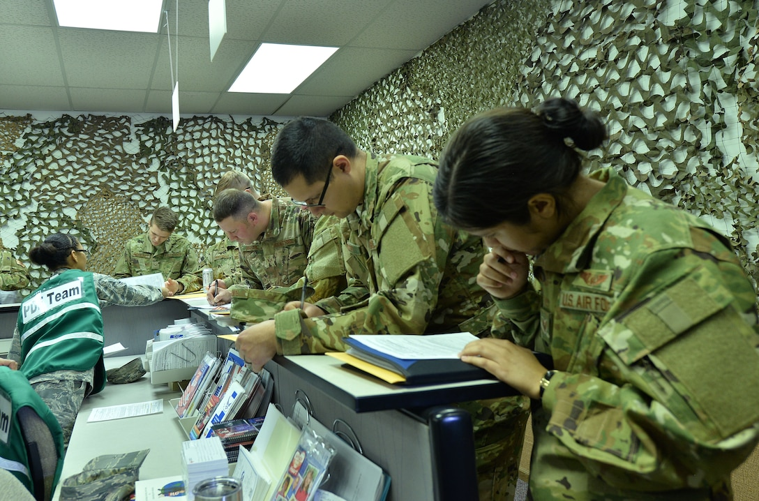 At least 89 Airmen from Offutt Air Force Base won't be home for the holidays. The 55th Wing maintainers, pilots and aircrew members deployed to Al Udeid Air Base, Qatar December 5 for a period of 45-120 days where they will be supporting operations throughout the U.S. Central Command area of responsibility.