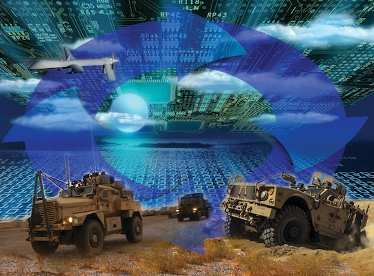 Integrating cyber and electronic warfare capabilities