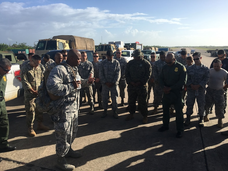 Hurricane Maria relief efforts