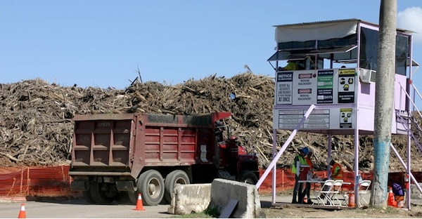 After 1 million cubic yards collected, USACE looks to turn the corner in debris collection mission in Puerto Rico