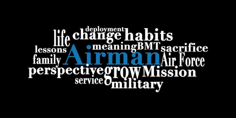 Breaking habits, embracing change: An Airman's journey over time