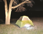 From minutes to hours from Fort Riley, there are a variety of campgrounds open for the winter. Many have water front areas while others are heavily wooded.