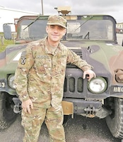 Sgt. Lukasz Szpakowski, an M1A2 Abrams tank systems maintainer assigned to 1st Battalion, 63rd Armor Regiment, 2nd Armored Brigade Combat Team, 1st Infantry Division, Fort Riley, Kansas, enjoys Poland, the land of his birth.