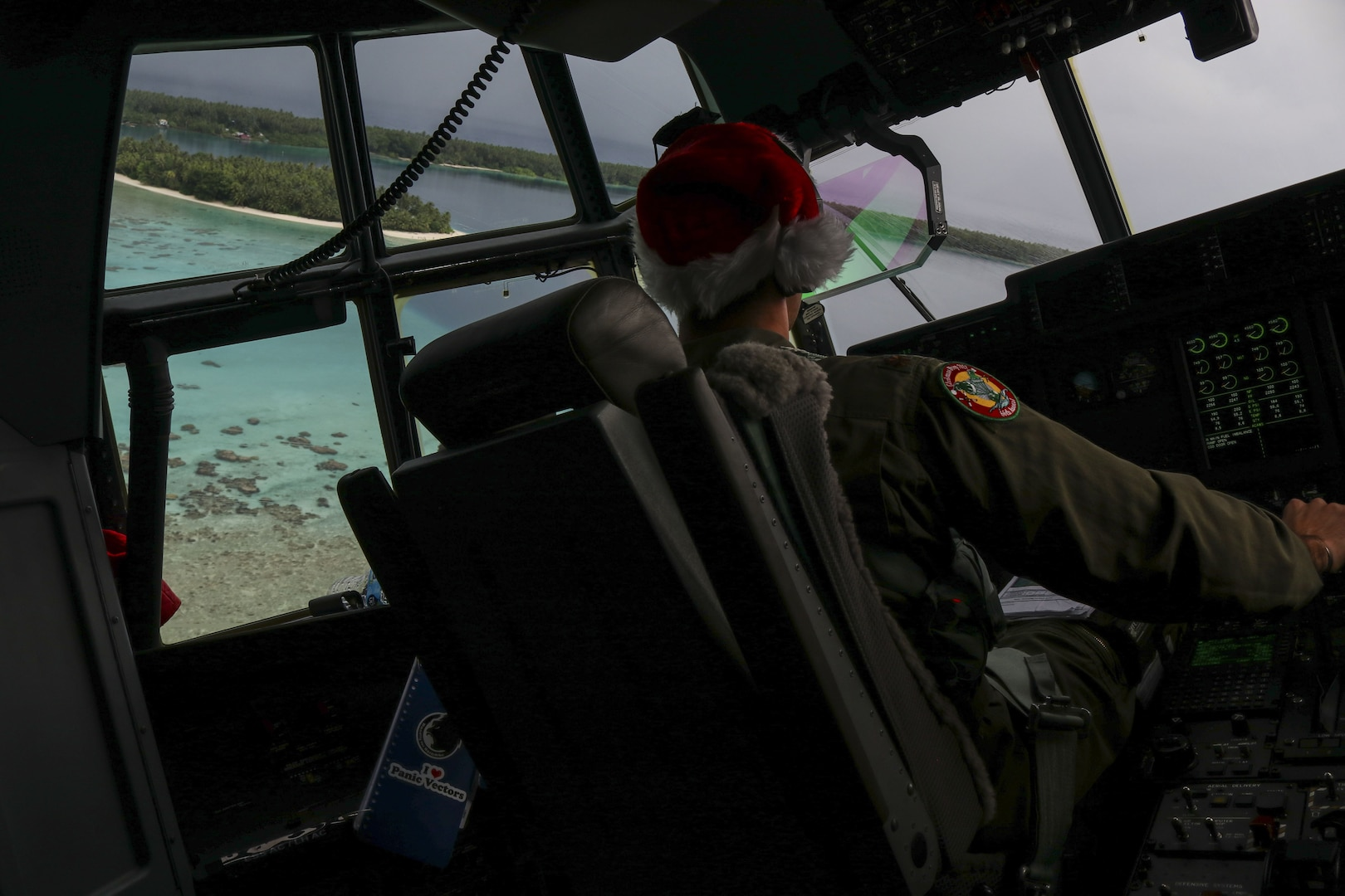 Santa's on his way: 66th Operation Christmas Drop