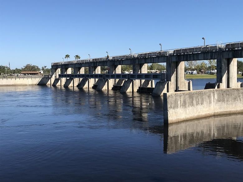 W.P. Franklin Lock and Dam