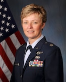 Col. Kimberly Fitzgerald official portrait