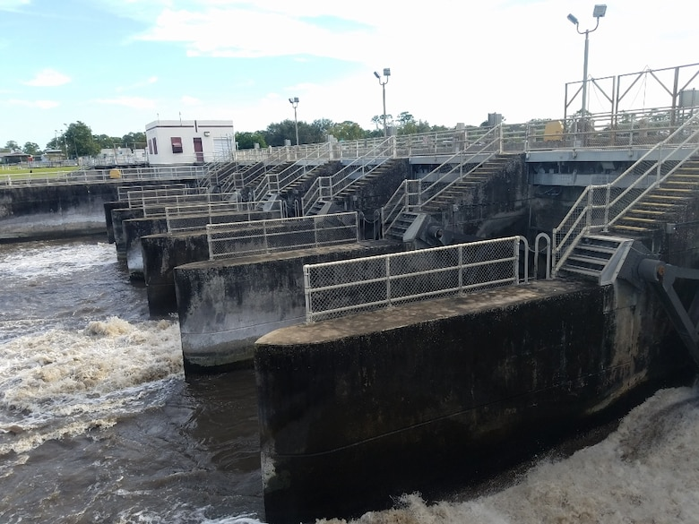 St. Lucie Lock and Dam