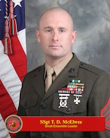 Staff Sergeant Theodore McElwee