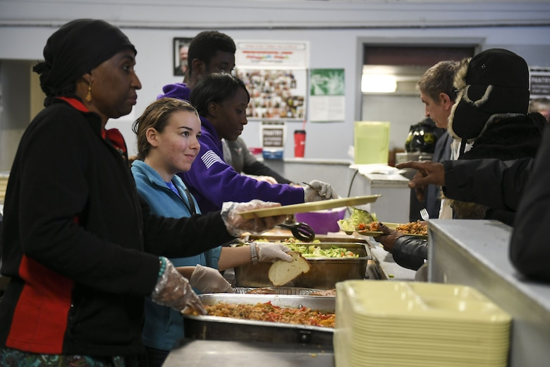 Serving Up Joy At Jubilee Soup Kitchen Pittsburgh Air Reserve Station Article Display