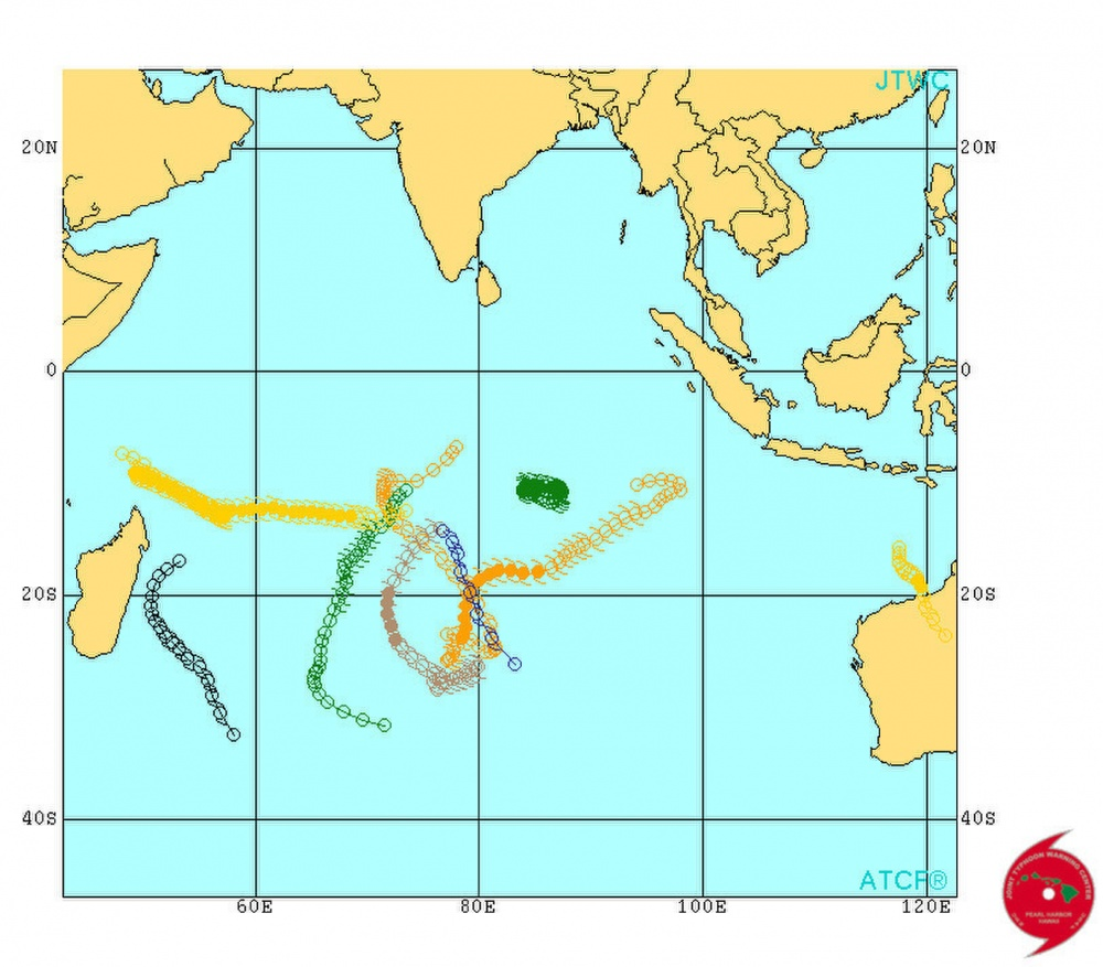 Joint Typhoon Warning Center Increases Warnings and Improves ...