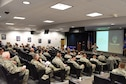 "With the mission to ""Discover the Unknown,"" leaders from the 480th Intelligence, Reconnaissance and Surveillance Wing, along with their Total Force Integration partners, gathered Dec. 4 to 7, 2017, to discuss and plan the future during a Global Synchronization and Planning Meeting at Nevada Air National Guard Base, Nevada."