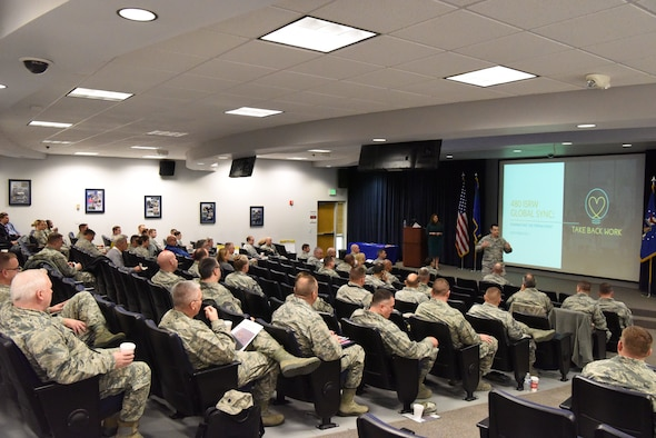 """With the mission to """"Discover the Unknown,"""" leaders from the 480th Intelligence, Reconnaissance and Surveillance Wing, along with their Total Force Integration partners, gathered Dec. 4 to 7, 2017, to discuss and plan the future during a Global Synchronization and Planning Meeting at Nevada Air National Guard Base, Nevada."""