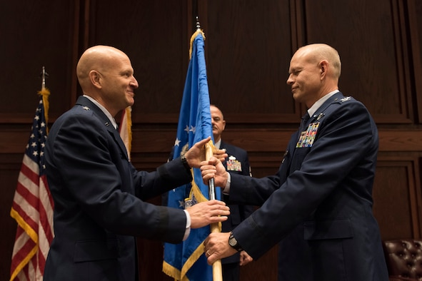 Col Sparrow assumes command of the 187th Fighter Wing