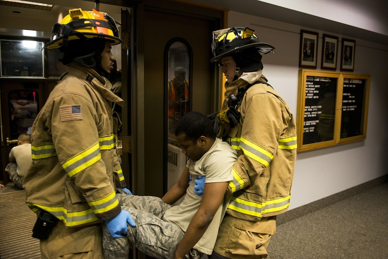 AG 18-3 tests first responders
