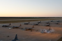 Dyess participates in USAFWS Joint Forcible Entry 17B