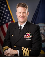 Captain Gregory D. Burton, USN, Commander, Pearl Harbor Naval Shipyard & Intermediate Maintenance Facility (PHNSY & IMF)