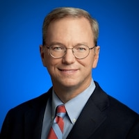 Eric Schmidt Biography Picture