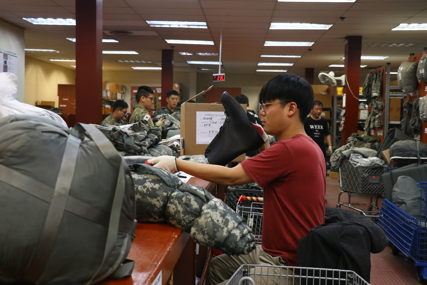 CIF ready to move to Camp Humphreys