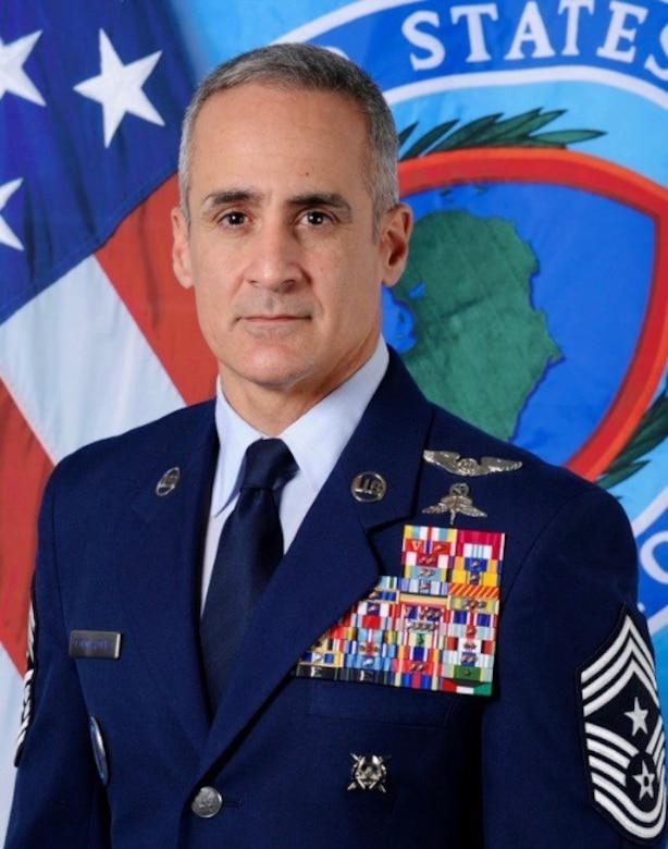 Chief Master Sergeant Ramon (CZ) Colon-Lopez > U S